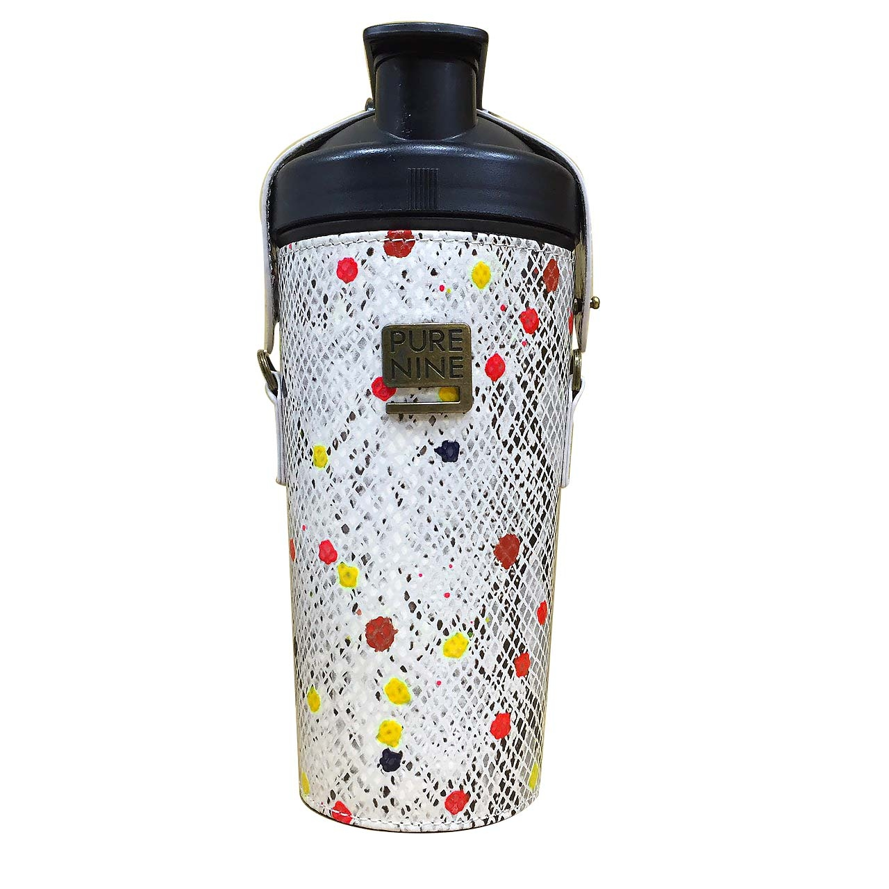 韓國PURENINE智能轉鹼水壺水瓶皮套何智苑代言彩色款