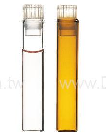 平口取樣瓶 8x40mm 1ml Vials, Shell 8 x 40mm 1ml