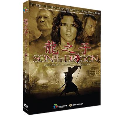 龍之子DVD