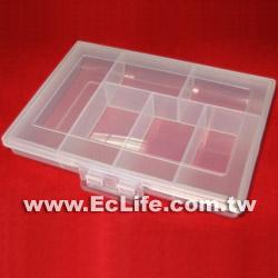 零件盒連身小6格