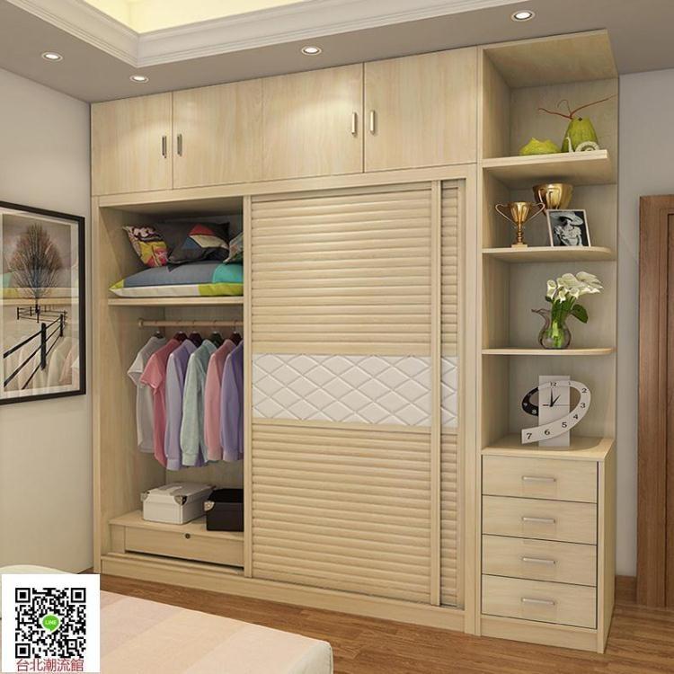 整體木衣櫃-移門組合衣櫥TW.