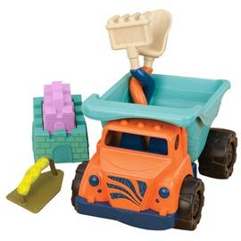 B.Toys沙灘小霸王卡車6件組