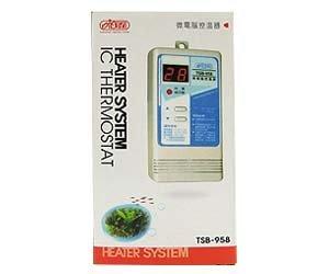 台中水族台灣伊士達微電腦控溫器附450W石英管1000w-特價