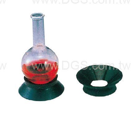 《台製》橡膠燒瓶墊 Flask Support, Rubber