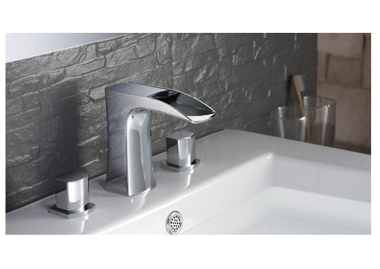 麗室衛浴Yatin Moselle系列三件式面盆龍頭鉻色8.62.06