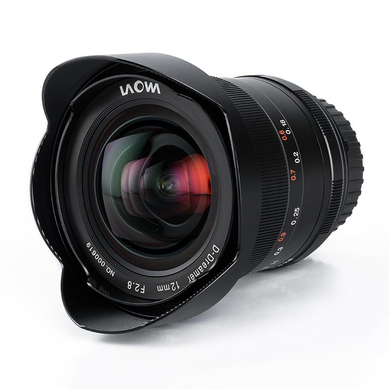 聖影數位LAOWA老蛙D-Dreame 12mm F2.8超廣手動鏡各廠牌接環公司貨29800可刷卡免運費
