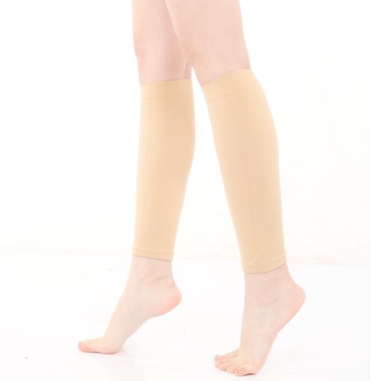 超薄小腿套運動護小腿空調保暖護腿套※元氣少女※