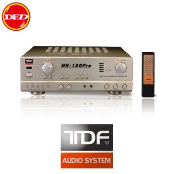TDF HK-150Pro 綜合歌唱 擴大機 公司貨  金嗓 美華 音圓 點將家 卡拉OK