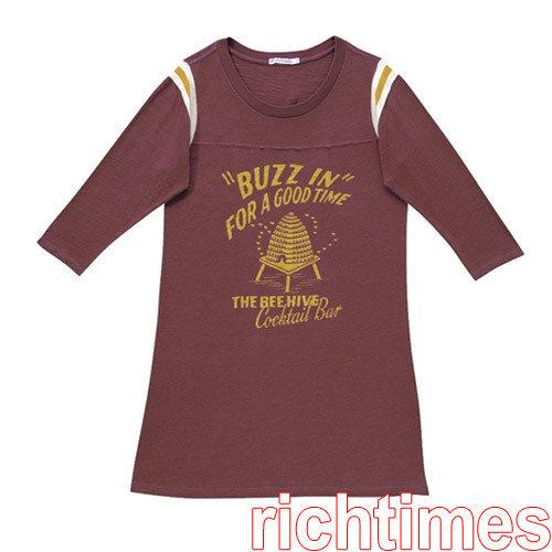 BUZZ IN七分袖長衫~L  UQ3A2211