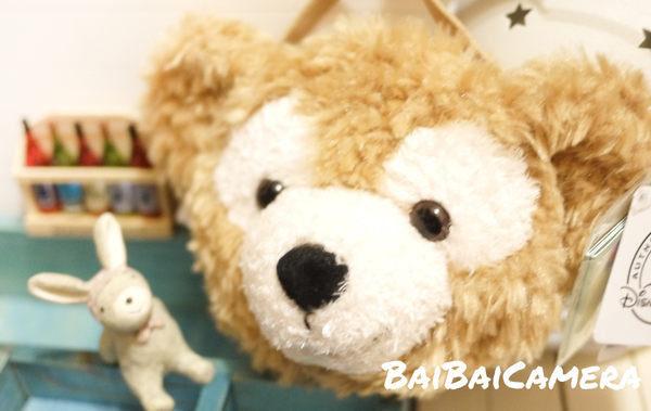 BaiBaiCamera迪士尼duffy ShellieMay零錢包達菲熊玩偶吊飾可吊相機包卡片套夾另售拍立得底片