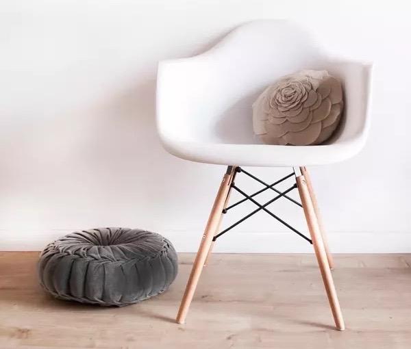 《Chair Empire》Eames DWS扶手椅 北歐芬蘭 餐椅 房間椅 化妝椅 書桌椅 客廳椅 陽台椅 換鞋椅