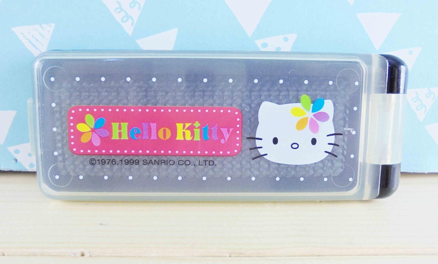 【震撼精品百貨】Hello Kitty 凱蒂貓~KITTY衣刷-黑點