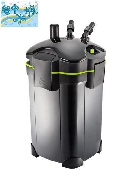 台中水族台灣RIO-4層UV-6W殺菌燈圓桶過濾器3000L H特價-過濾150cm 5尺魚缸適用
