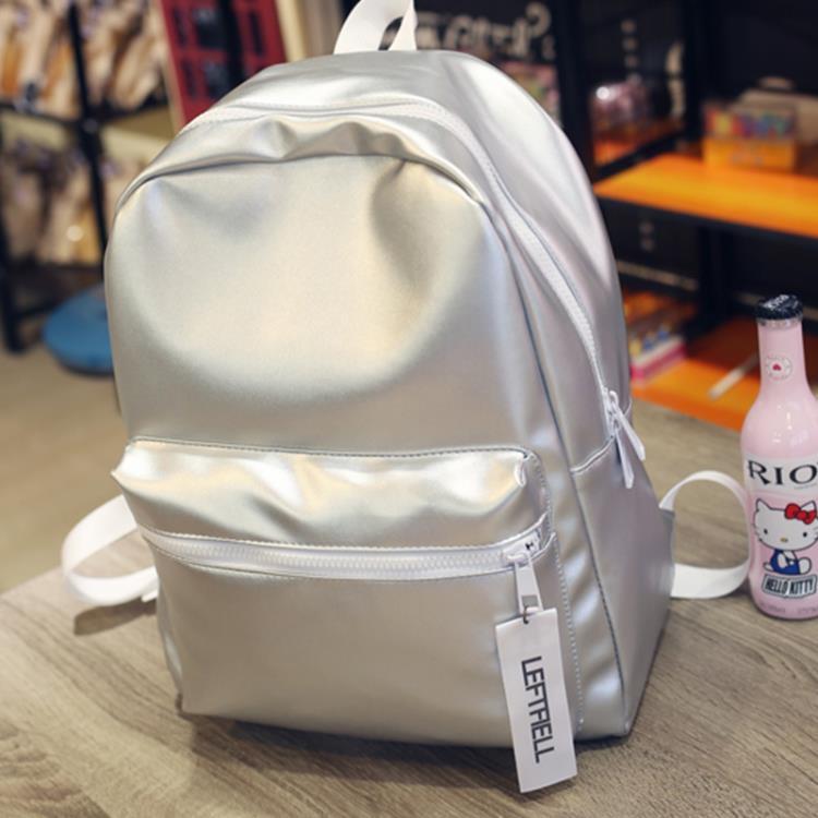 雙肩包女正韓時尚高中學生書包元氣少女