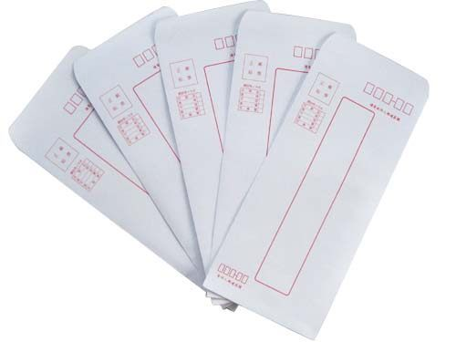 標準信封15K(50入/包)80P