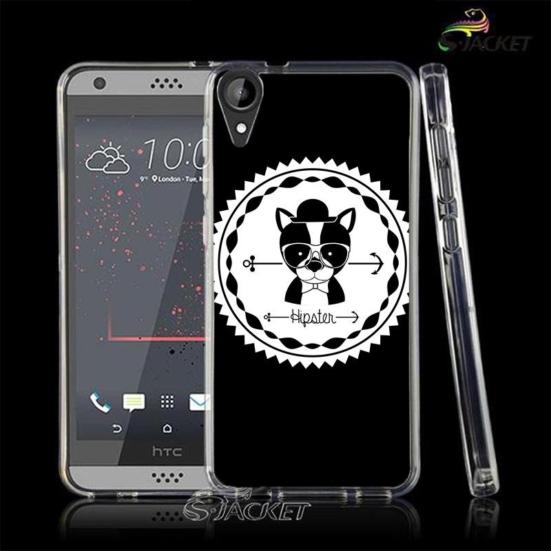 3C膜露露大頭狗狗軟殼HTC Desire 10 Lifestyle手機殼手機套保護套