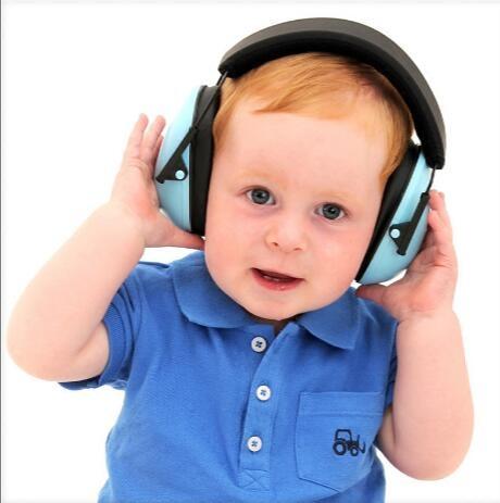 嬰兒隔音睡眠降噪耳罩HL4470愛尚生活館
