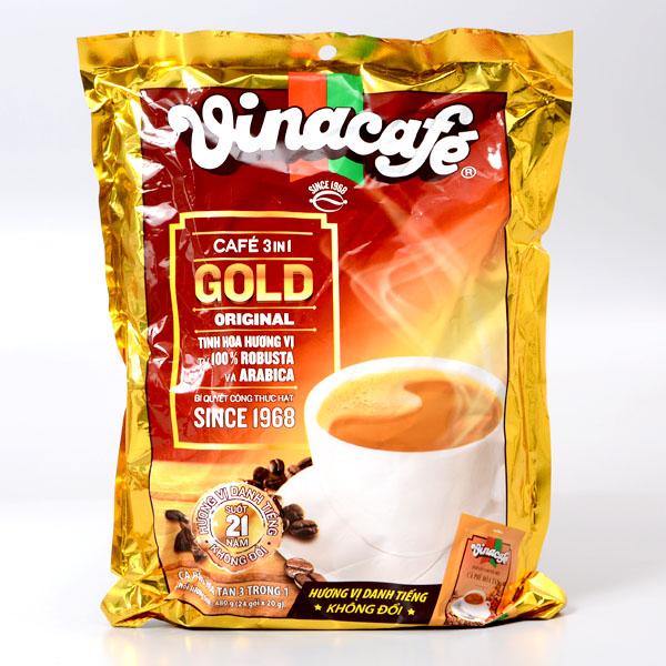 越南Vina三合一咖啡480G