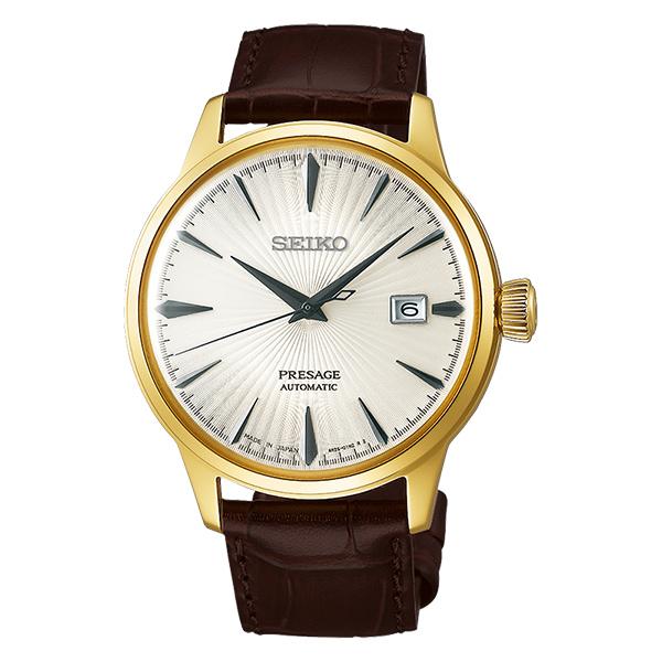 SEIKO精工SRPB44J1 4R35-01T0G Presage機械錶男錶