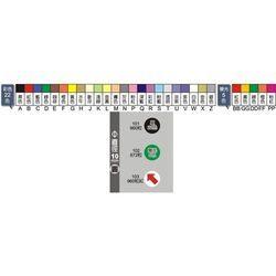《☆享亮商城☆》101P (粉紅)圓形標籤 10mm  鶴屋