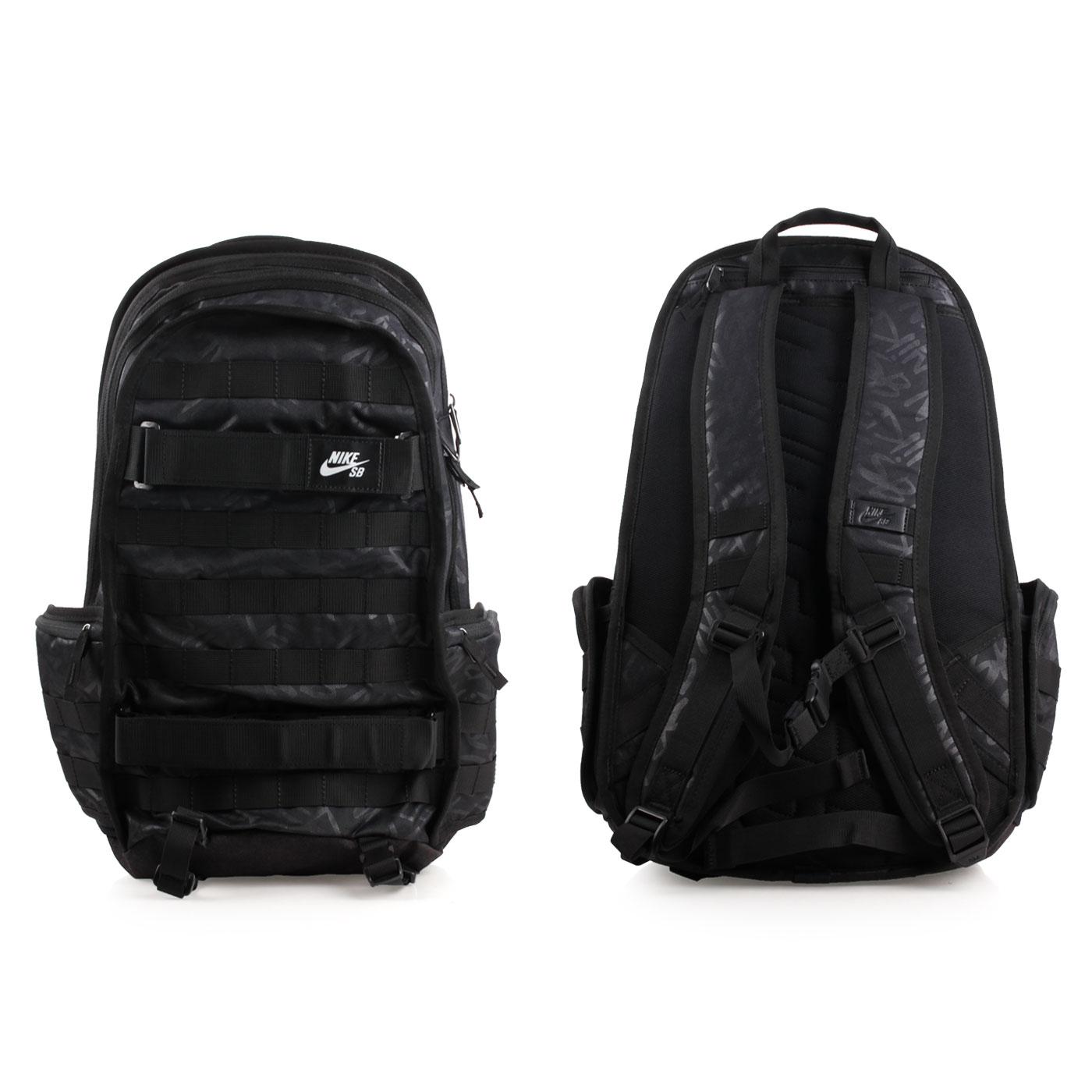 NIKE SB後背包 (免運 雙肩包 滑板包 旅行包 電腦包 15吋筆電≡排汗專家≡