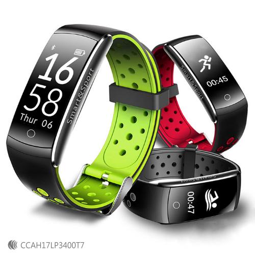 智慧手環藍芽手環LINE時間訊息顯示運動手環藍牙手環智能手環智慧手錶藍芽手錶藍牙手錶W1