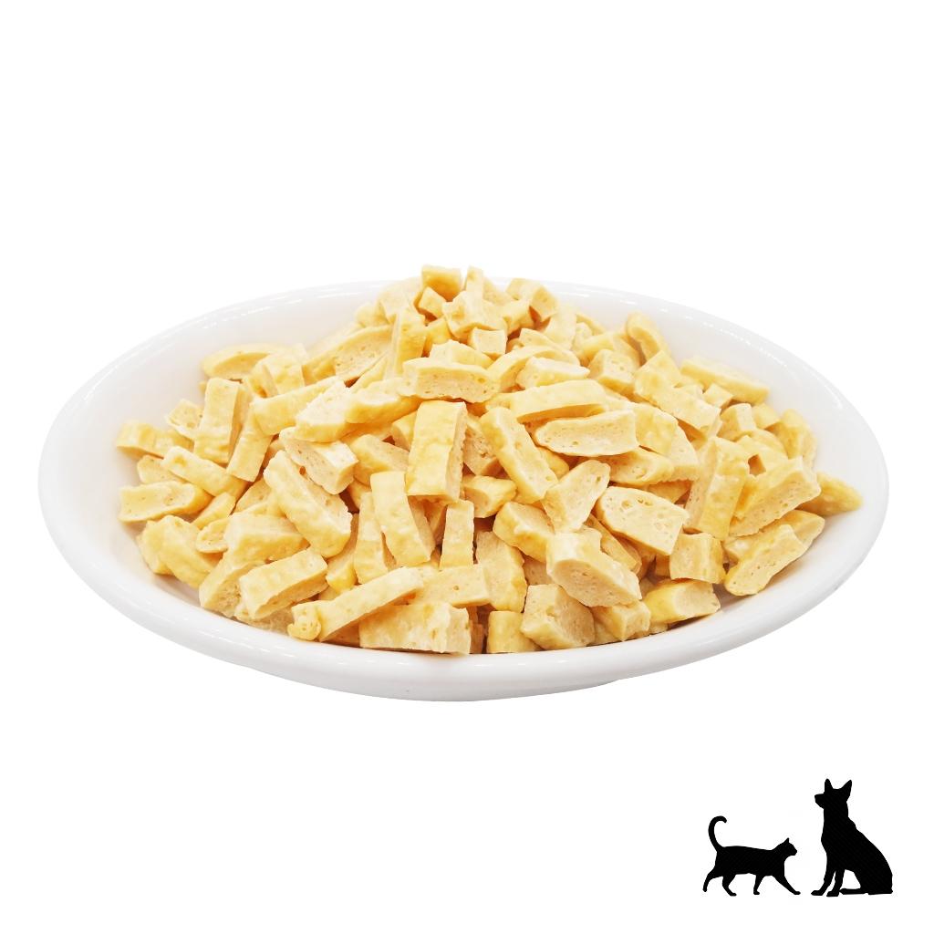 毛孩鮮食館鮮吃起司雞肉丁30g寵物零食毛孩零食無添加零食貓咪零食