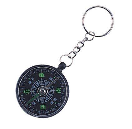 徠福LIFE台製指南針(指北針)- 鎖圈型 [NO.105]