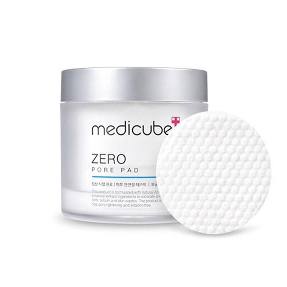 韓國Medicube 去角質毛孔收縮清潔棉 155g/70片