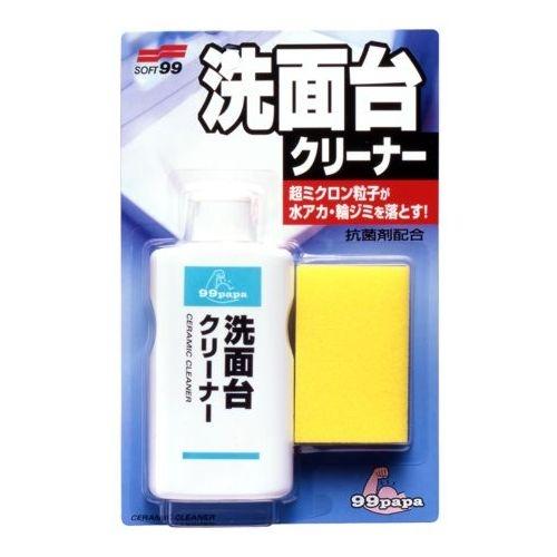 SOFT99-陶瓷盥洗用具清潔劑-台安藥妝