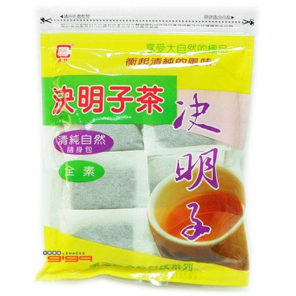 【吉嘉食品】康林 決明子茶包 1包4.5公克*30入55元[#1]{4712702400960}