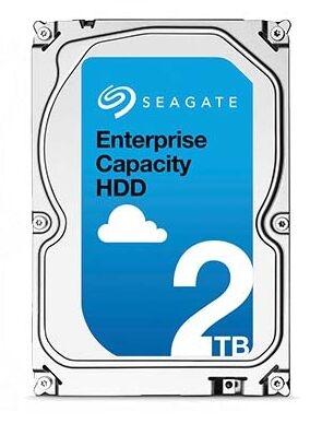 Seagate 2TB ( (ST2000NM0008)【企業級儲存碟】128MB/7200轉/五年保【刷卡含稅價】