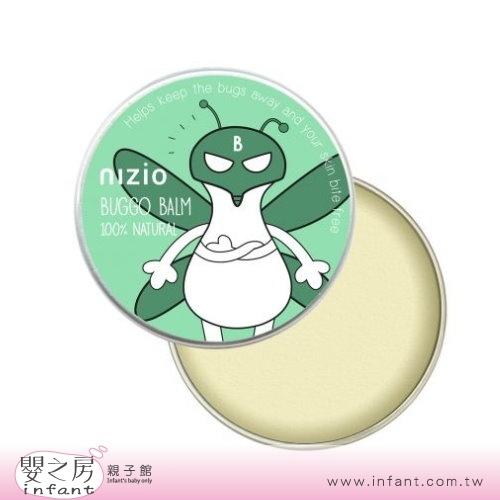 【嬰之房】Nizio 蟲蟲飛防蚊膏25g