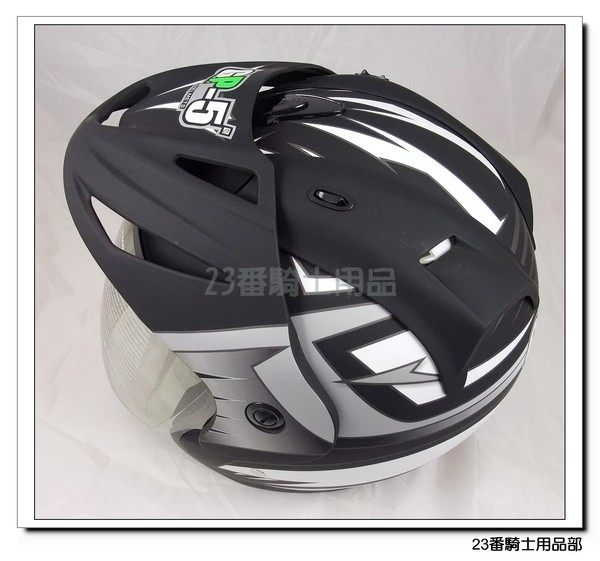 GP5 A-203安全帽北極星消光黑鏡片防水邊條設計通風良好免運費
