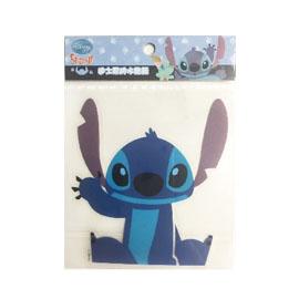 收藏天地迪士尼防水貼紙-史迪奇5款