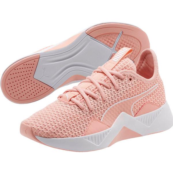 Puma Incite FS 女 粉橘 運動鞋 休閒鞋 有氧運動鞋 健身 瑜珈 慢跑 緩衝 彈性 鞋子 19176306