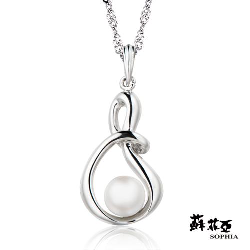 【蘇菲亞 Sophia】伊莉絲系列之一IRIS珍珠項鍊