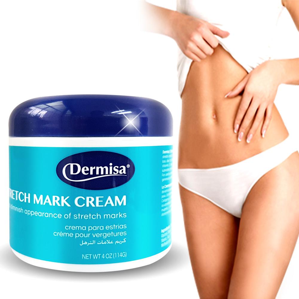 Dermisa纖體美腹霜114g-全新包裝胖胖瓶