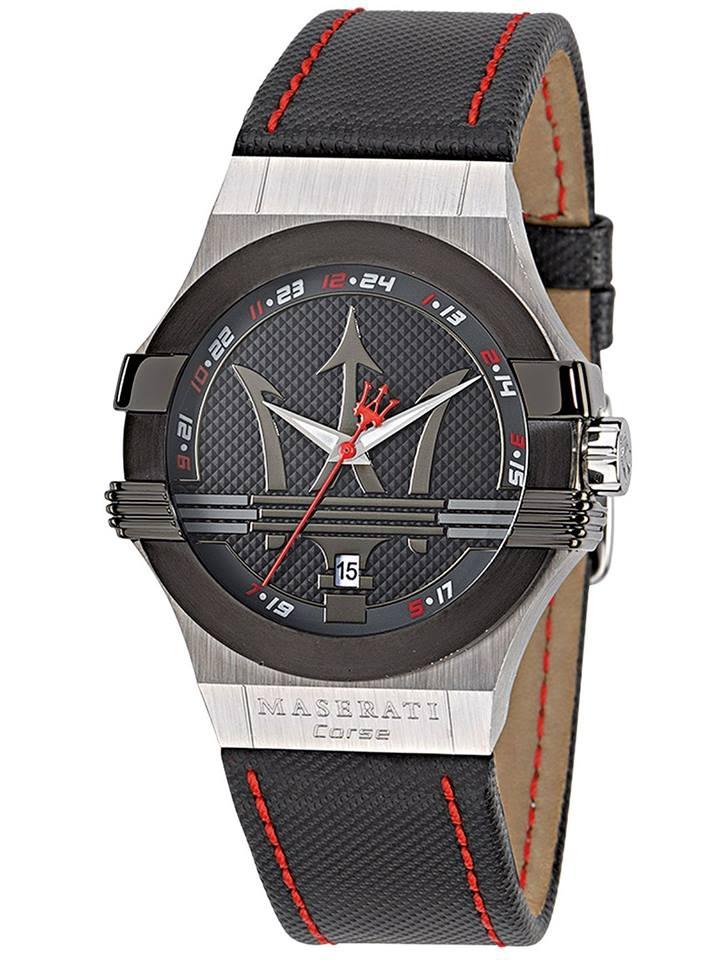 MASERATI WATCH-瑪莎拉蒂手錶-經典銀色款-R8851108001-錶現精品公司-原廠正貨-鏡面保固一年