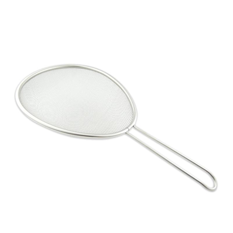 Linox不銹鋼野菜果物通用網圓弧大口徑濾網-大廚師百貨
