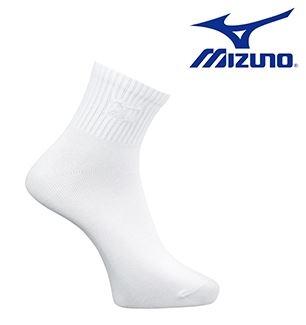美津濃MIZUNO學生薄底短襪運動襪D2TX610801白X白陽光樂活