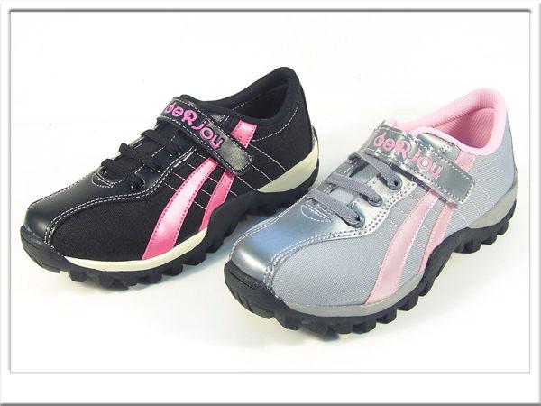 『雙惠鞋櫃』★輕盈揮灑 魔鬼氈 網步 流線邊飾 女跑鞋/慢跑鞋★ (8891)