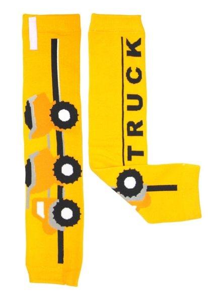 澳洲手襪套:黃色大卡車:HU-PR-88