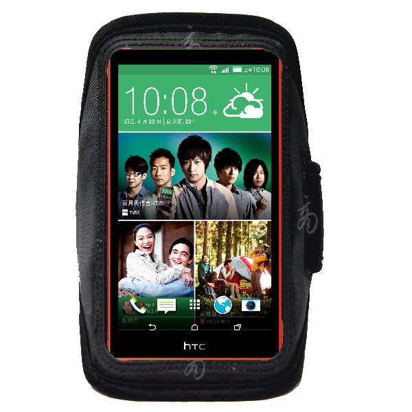 HTC Desire 816路跑運動臂套HTC Desire 816D運動臂帶手機運動臂袋保護套
