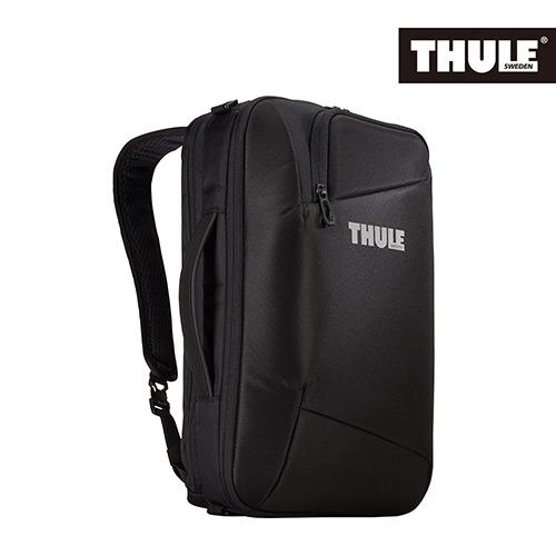 THULE-Accent 兩用筆電公事 後背包TACLB-116-黑