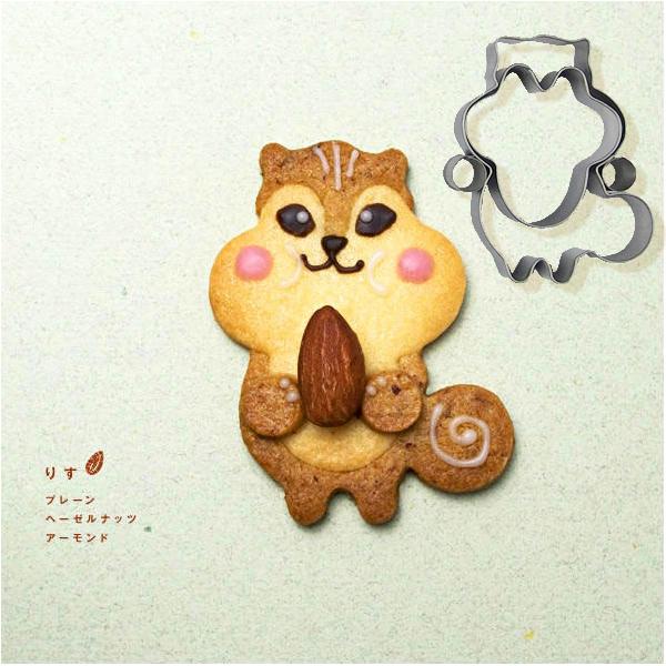 【出清特價】烘焙模具 可愛卡通動物造型 不鏽鋼餅乾壓模 一入 多款可選【小紅帽美妝】