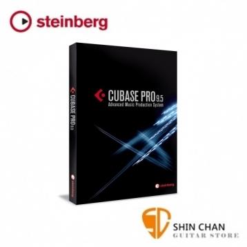Steinberg Cubase Pro 9 音樂製作軟體 完整版【YAMAHA 總代理/原廠公司貨】