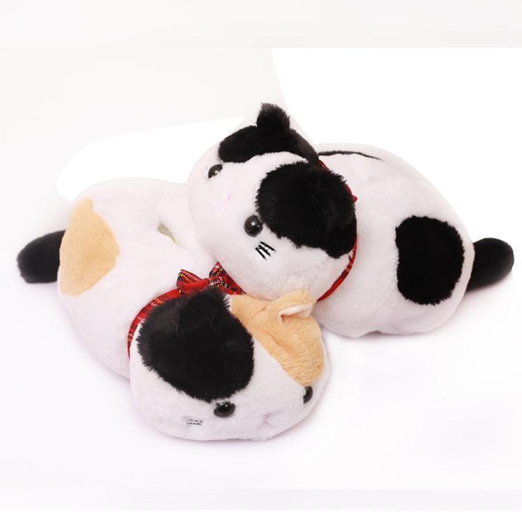 面紙盒-日本小貓咪可愛創意毛絨紙巾盒完美家居