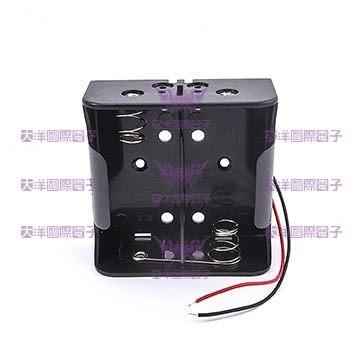 ◤大洋國際電子◢ 1號電池盒 2只 0863B