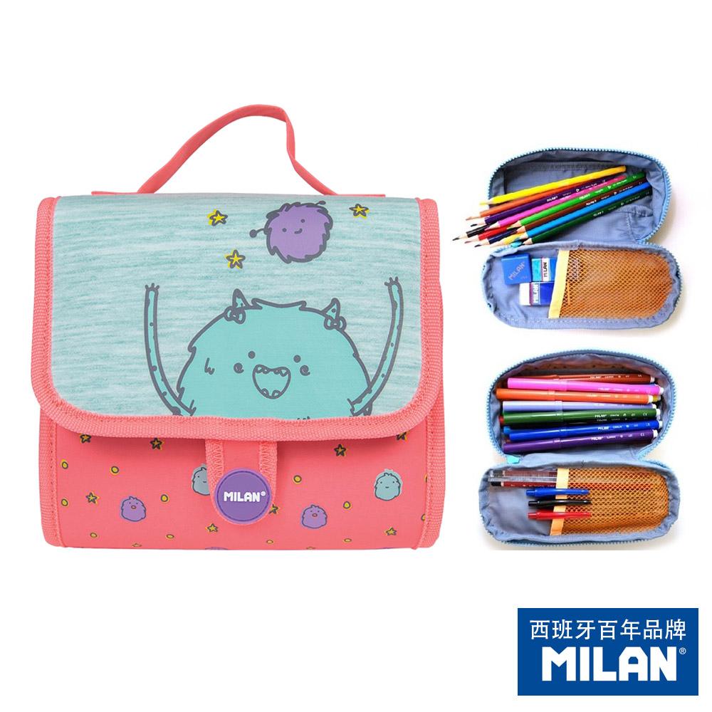 【MILAN】MILAN隨行畫筆袋著走_MIMO家族_Mama&Mimo(兩口式)